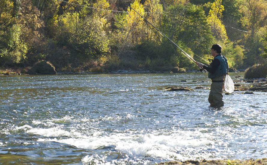 Nos equipements C&C Fishing procure liberté plaisir