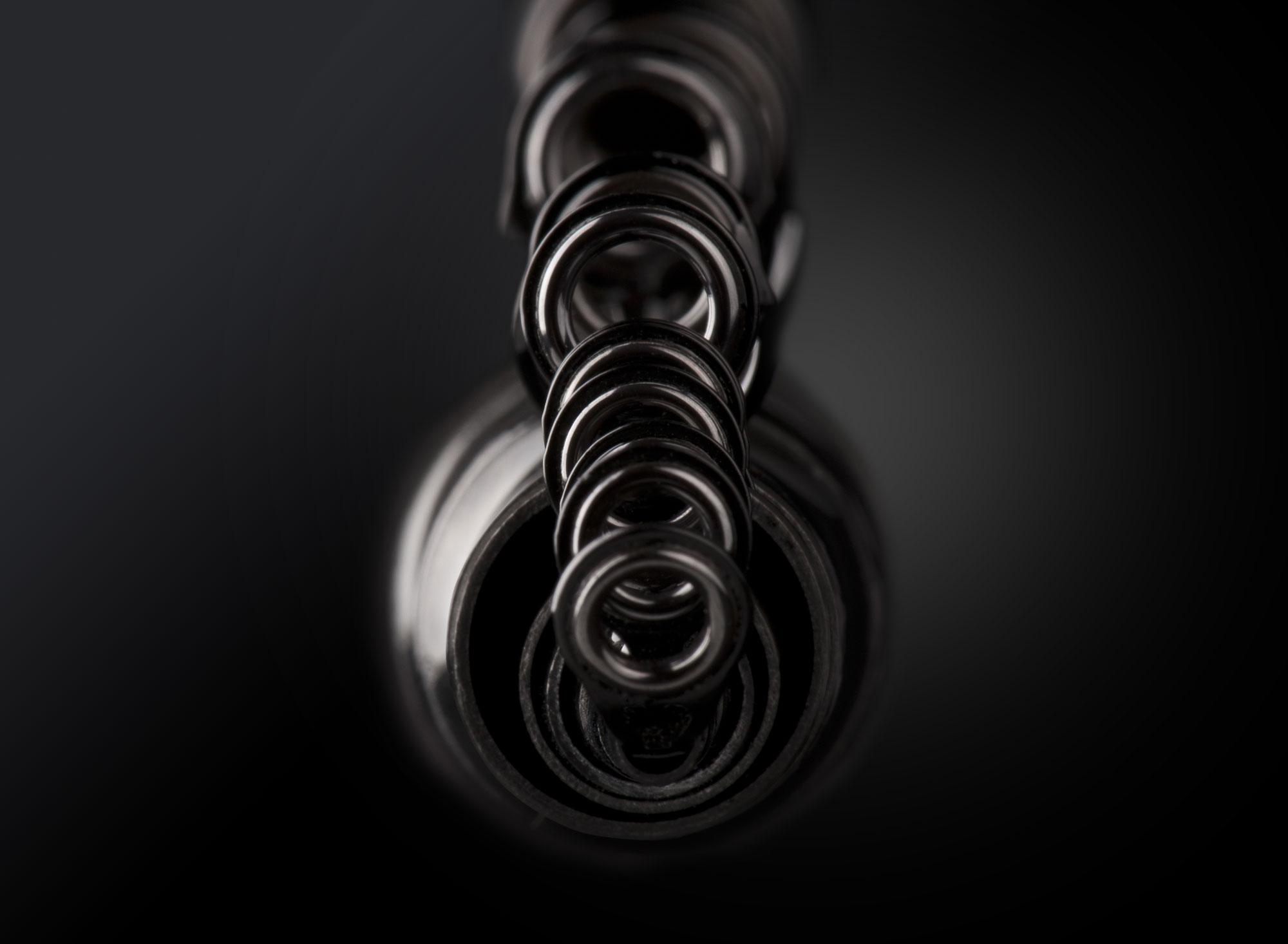 Canne à peche Crytalis qualité artisanale sur-mesure